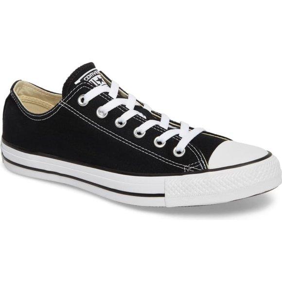 Converse ALL STAR CHUCK TAYLOR  SNEAKER Black 9.5